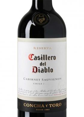 Casillero del Diablo Cabernet Sauvignon Tinto 2016