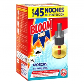 Recambio insecticida eléctrico moscas y mosquitos
