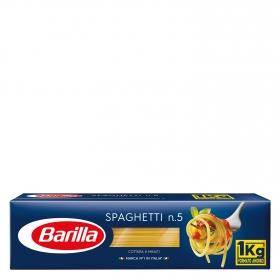 Spaghetti nº5 Barilla 1 kg.