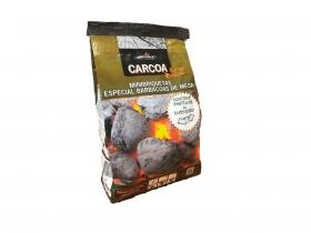 Briquetas de Carbón con Pastillas