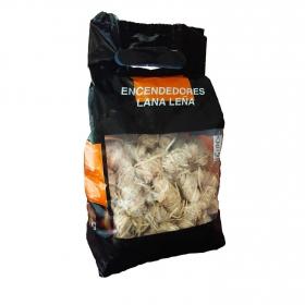 Bolsa Pastillas Encendido Lana Leña Carcoa 1 kg