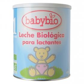 Leche 1 para lactantes en polvo Biológica