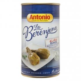 Berenjena de almagro aliño suave Antonio 170 g.