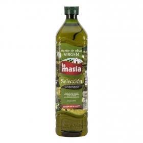 Aceite de oliva virgen La Masía 1 l.