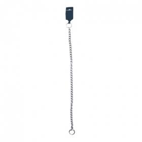 Collar estrangulador metal 60CM/3MM Talla L