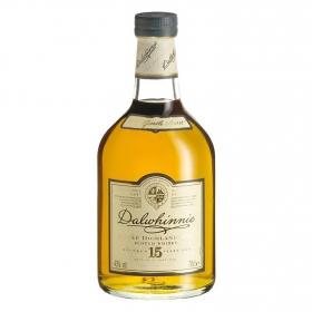 Whisky Dalwhinnie escocés 15 años 70 cl.