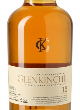 Glenkinchie Whisky 12 años