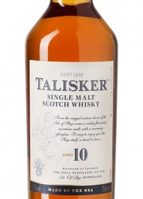Talisker Whisky 10 años