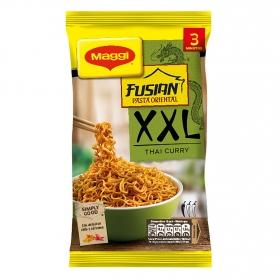 Pasta oriental Fusian Thai Curry XXL Maggi 185 g.