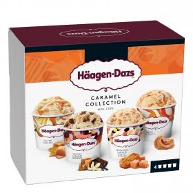 Surtido de helados Caramel Collection Häagen Dazs 4 ud.