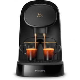 Cafetera Philips L'or Barista System  Negro