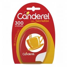 Sucralosa de mesa Canderel 350 ud.
