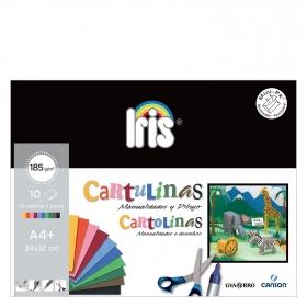Surtido Cartulina Minipack A4