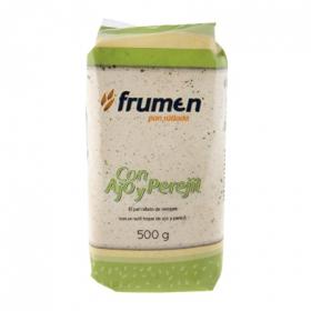 Pan rallado con ajo y perejil Frumen 500 g.