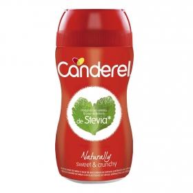 Edulcorante de stevia Canderel 40 g.