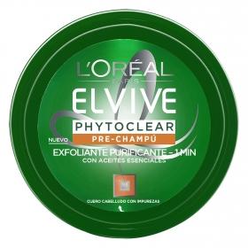 Pre-Champú Phytoclear exfoliante purificante