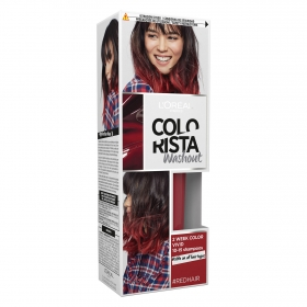Tinte Colorista Washout Red
