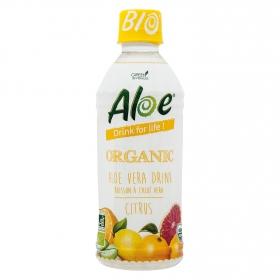 Bebida de aloe vera Cítrico Bio