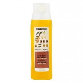 Crema de ducha ultranutritiva con extracto de aceite de argán