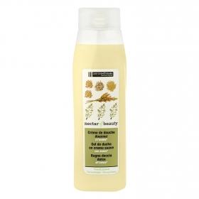 Crema de ducha suave con leche de avena