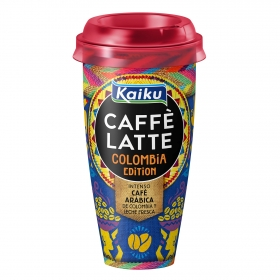 Café latte Colombia Edition Kaiku 230 ml.