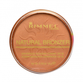 Polvos Natural Bronzer Waterproof bronzing powder SPF15