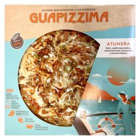 Pizza atunera Guapizzima 400 g.