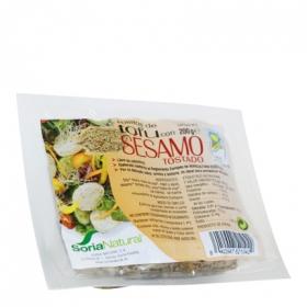 Rollito de Tofu con sesamo ecológico Soria Natural 200 g.
