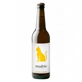Cerveza artesana Madriz Hop Republic Chamberí Landbier botella 33 cl.
