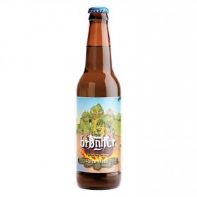 Cerveza artesana Brønhër Drink Me Alive Brew Blend botella 33 cl.