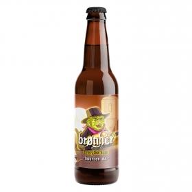 Cerveza artesana Brønhër Brewery Under Assault Bourbon Ale botella