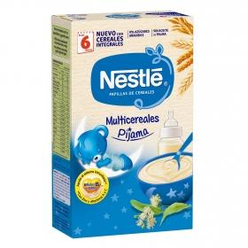 Papilla de multicereales Pijama Nestlé 500 g.