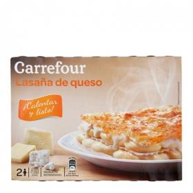Carrefour Lasaña 4 Quesos 400 g.