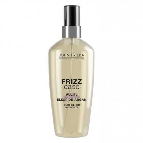 Aceite elixir de argán frizz ease