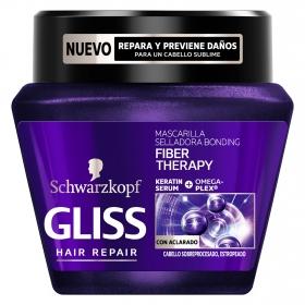 Mascarilla Fiber Therapy Bonding para cabello estropeado