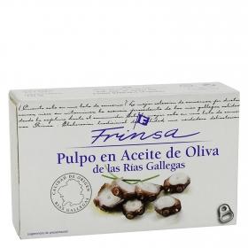 Pulpo en aceite de oliva de las rias gallegas Frinsa 70 g.