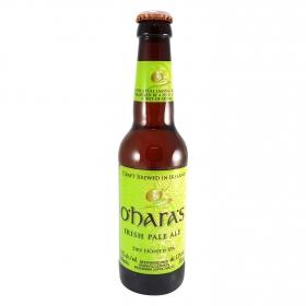 Cerveza artesana O'Hara's irlandesa Pale Ale botella 33 cl.