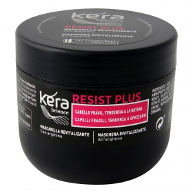 Mascarilla capilar revitalizante cabello fragil Resist Plus