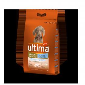 Alimento Perro Seco Ultima Medium Maxi Junior