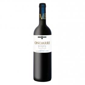 Vino D.O. Rioja tinto reserva Ondarre 75 cl.