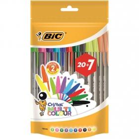Bolígrafos Multicolor