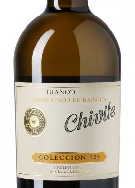 Chivite Colección 125 Blanco Fermentado en Barrica