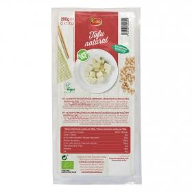 Tofu natural ecológico Vivibio sin gluten 200 g.