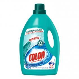 Detergente líquido higiene Colon 32 lavados