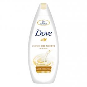 Gel de ducha con aceite de argán piel seca