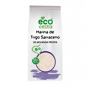 Harina de trigo sarraceno ecológica Ecocesta 500 g.