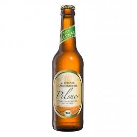 Cerveza ecológica Alsfelder LandbrauereiPilsner botella 33 cl.
