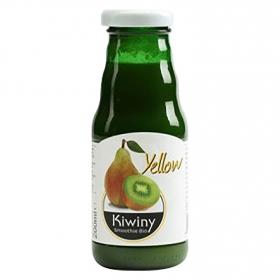 Smoothie ecológico de kiwi y pera
