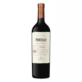 Vino de Valle de Uco tinto Portillo 75 cl.