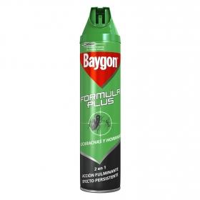 Insecticida en polvo contra cucarachas y hormigas